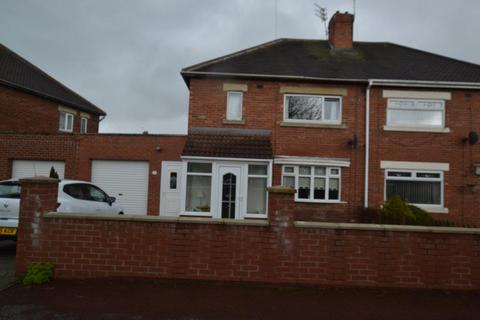 2 bedroom semi-detached house to rent - Rose Avenue, Fence Houses, Houghton Le Spring, Tyne & Wear, DH4