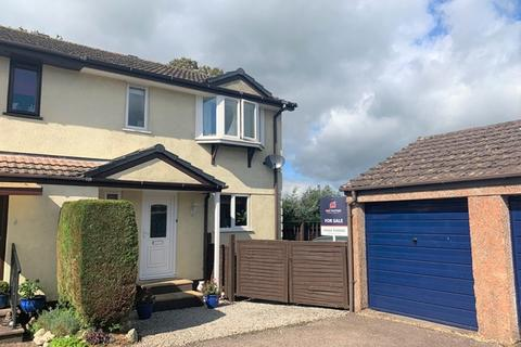 3 bedroom semi-detached house for sale - Simcoe Way, Dunkeswell