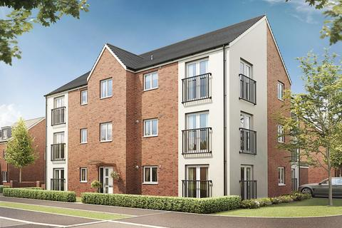 1 bedroom flat for sale - Plot 315, Apartments at Persimmon @ Wellington Gate, Liberator Lane , Grove OX12