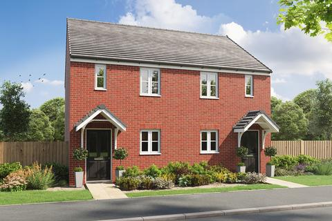 2 bedroom terraced house for sale - Plot 370, The Alnmouth at Persimmon @ Wellington Gate, Newlands Drive, Grove OX12