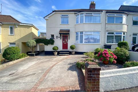 3 bedroom end of terrace house for sale - Sherwell Rise South, Torquay