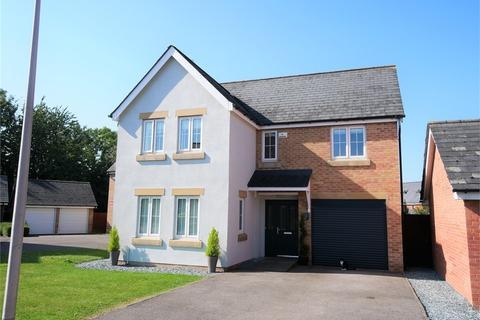 4 bedroom detached house for sale - Clos Cradog, Penarth