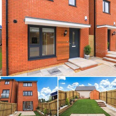 3 bedroom semi-detached house for sale - House 16, The Oxbridge At Dol Werdd, Dol Werdd, Plasdwr, Cardiff, CF5