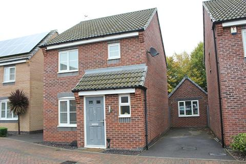 3 bedroom detached house for sale - Hoffler Close, Countesthorpe, Leicester