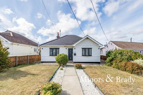 3 bedroom detached bungalow for sale - Gorleston Road, Oulton Broad