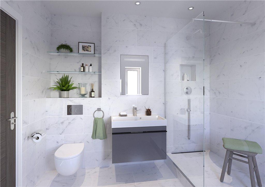 Generic Bathroom CGI