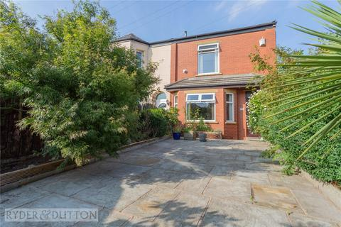 3 bedroom end of terrace house for sale - Heywood Road, Castleto, Rochdale, Greater Manchester, OL11