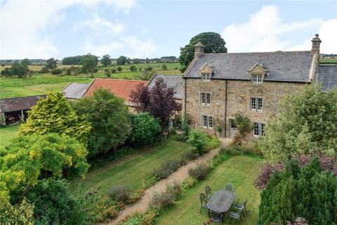 5 bedroom equestrian property for sale - West Fenwick Farmhouse, Fenwick, Newcastle upon Tyne, NE18