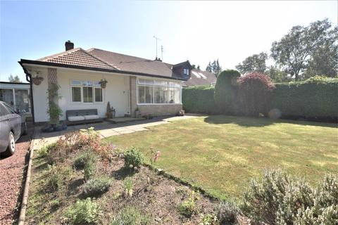 3 bedroom semi-detached bungalow for sale - The Rise, Darras Hall