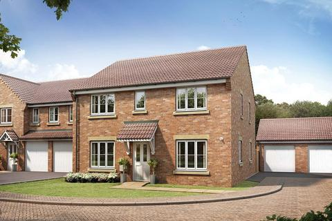 4 bedroom detached house for sale - The Thornford - Plot 65 at St Crispins Place, Upton Lodge, St Crispins NN5