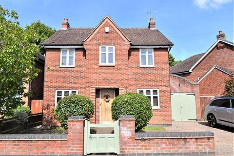 4 bedroom detached house for sale - Welbeck Avenue, Burbage