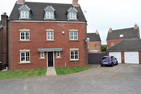 5 bedroom detached house for sale - Heol Y Cwrt, North Cornelly, Bridgend