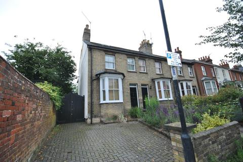 2 bedroom end of terrace house to rent - York Road, Bury St Edmunds