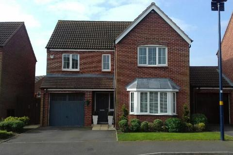 4 bedroom detached house to rent - Ramblers Way, Harvest Fields, Four Oaks, B75 5DJ