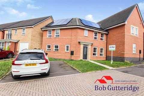 3 bedroom semi-detached house for sale - Junction Crescent, Cross Heath, Newcastle
