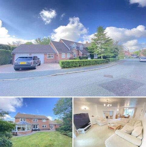 4 bedroom detached house for sale - York Crescent, Wilmslow