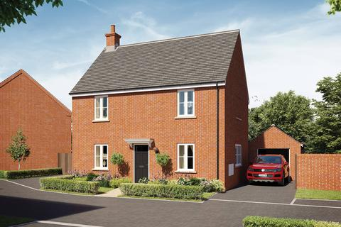 3 bedroom detached house for sale - Plot 521, The Welland at Hanwell View, Southam Road, Banbury OX16