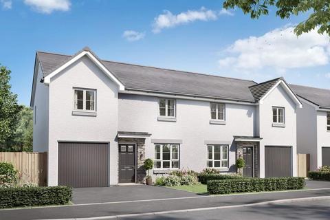 3 bedroom semi-detached house for sale - Plot 16, Ravenscraig at Ness Castle, 1 Mey Avenue, Inverness, INVERNESS IV2
