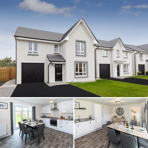 4 bedroom detached house for sale - Plot 193, Dunbar at Ness Castle, 1 Mey Avenue, Inverness, INVERNESS IV2