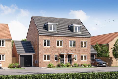 3 bedroom house for sale - Plot 30, The Bamburgh at West Grange, West Denton, Off Byrness, West Denton NE5