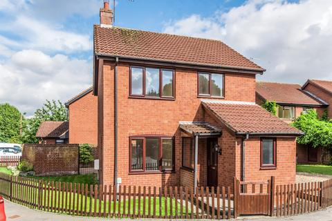 3 bedroom detached house for sale - Ferguson Road, Walkington , East Yorkshire , HU17 8SL