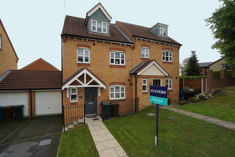 4 bedroom semi-detached house for sale - A Thompson Hill, High Green, Sheffield, South Yorkshire