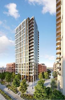 Studio for sale - Jacquard Tower, Silk District London E1
