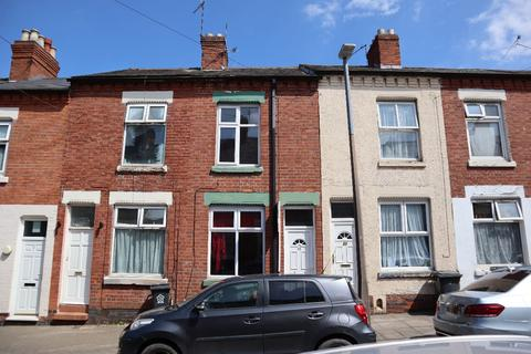 2 bedroom terraced house to rent - Wilne Street, Off St Peters Road, Leicester