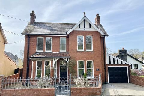 4 bedroom detached house for sale - Llanwrda, Carmarthenshire.