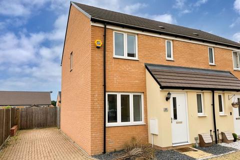3 bedroom semi-detached house to rent - St Cross Road, Basingstoke RG24 9AP