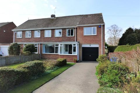 4 bedroom semi-detached house to rent - Long Drive, Morpeth, Northumberland, NE61