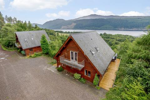 3 bedroom detached house for sale - Lodges On Loch Ness, The Turns, Foyers, Inverness-Shire