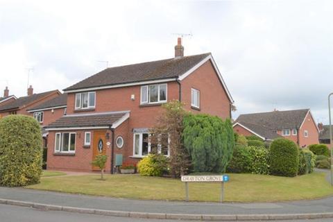 3 bedroom detached house for sale - Drayton Grove, Market Drayton