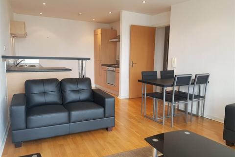 2 bedroom apartment to rent - Santorini, City Island, Gotts Road, Leeds LS12
