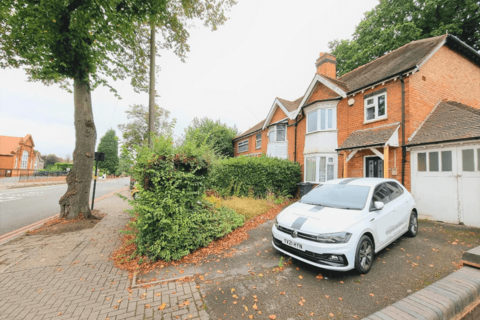 3 bedroom semi-detached house to rent - Stratford Road, Hall Green, B28