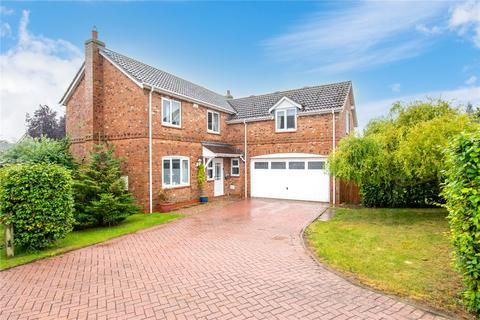 5 bedroom detached house for sale - Mayflower Drive, Heckington, Sleaford, Lincolnshire, NG34