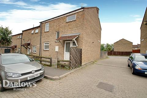 3 bedroom end of terrace house for sale - Ellesmere Court, Cardiff
