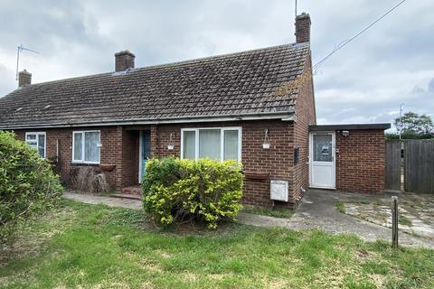 2 bedroom semi-detached bungalow for sale - St. Edmundsbury Road, King's Lynn