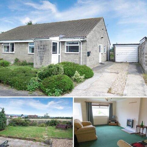 2 bedroom semi-detached bungalow for sale - Vicarage Close, Coxley, Nr Wells