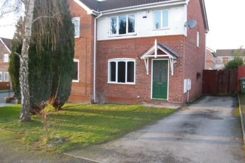 3 bedroom semi-detached house to rent - Redstone Drive, Winsford