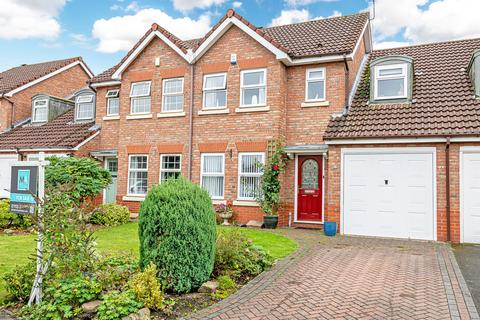 3 bedroom terraced house for sale - St. Georges Close, Appleton, Warrington, Cheshire