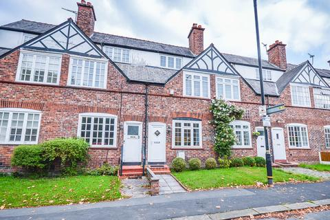 3 bedroom terraced house for sale - Lawrence Road, Altrincham