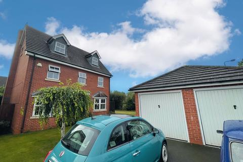 4 bedroom detached house for sale - Wake Way, Grange Park