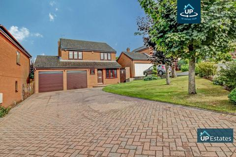 4 bedroom detached house for sale - Peregrine Drive, Allesley Green, Coventry