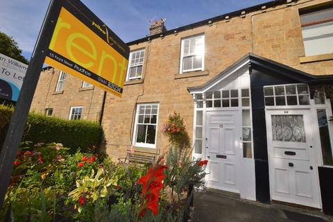 2 bedroom terraced house to rent - Ingham Terrace, Wylam