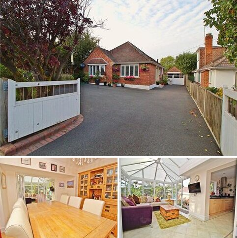 3 bedroom detached bungalow for sale - West Parley, Ferndown, Dorset, BH22