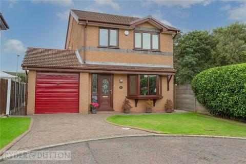 3 bedroom detached house for sale - Cricket View, Milnrow, Rochdale, Greater Manchester, OL16