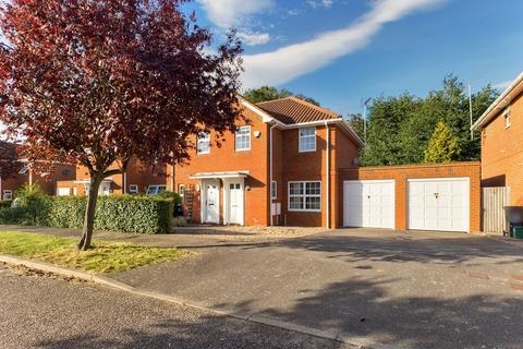 3 bedroom end of terrace house to rent - Longcroft Gardens, Welwyn Garden City, AL8