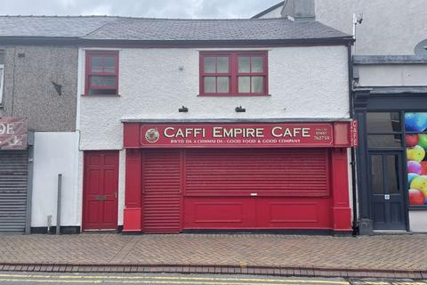 Cafe to rent - Holyhead, Anglesey
