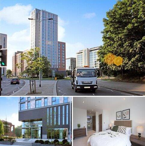 1 bedroom apartment to rent - Thames Quater, 2 Napier Road, Reading, RG1
